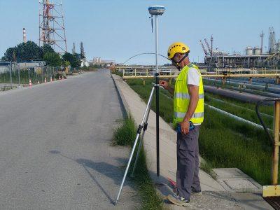 Servizi topografici e batimetrici